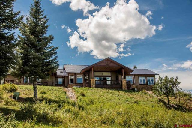2522 Archuleta Mesa Place, Pagosa Springs, CO 81147 (MLS #737064) :: CapRock Real Estate, LLC