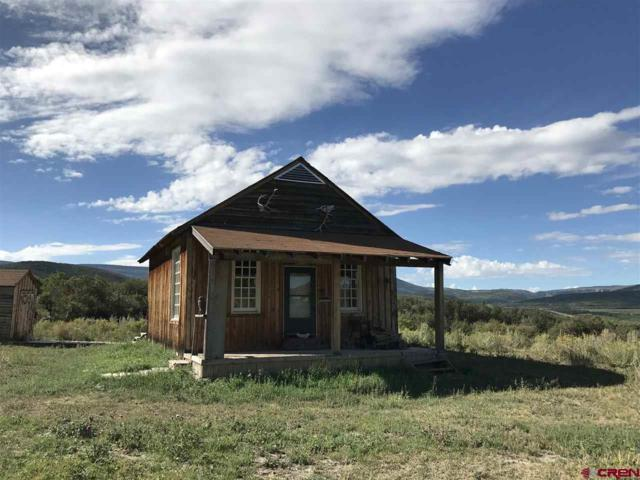 83438 Frontier Trail, Crawford, CO 81415 (MLS #737077) :: CapRock Real Estate, LLC