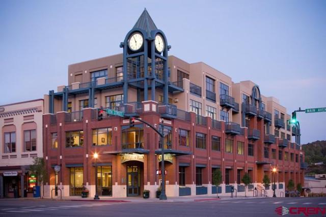 1099 Main Avenue Tbd, Durango, CO 81301 (MLS #737144) :: Durango Mountain Realty