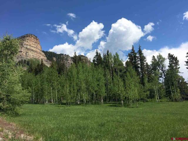 38 Falcon Ridge Road, Durango, CO 81301 (MLS #737452) :: The Dawn Howe Group | Keller Williams Colorado West Realty