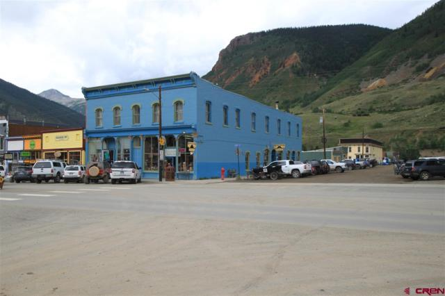 1269 Green Street, Silverton, CO 81433 (MLS #737632) :: CapRock Real Estate, LLC