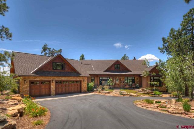 1351 Durango Cliffs Drive, Durango, CO 81301 (MLS #737705) :: Durango Mountain Realty