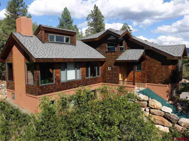 105 Rockridge Drive, Durango, CO 81301 (MLS #737909) :: Durango Home Sales