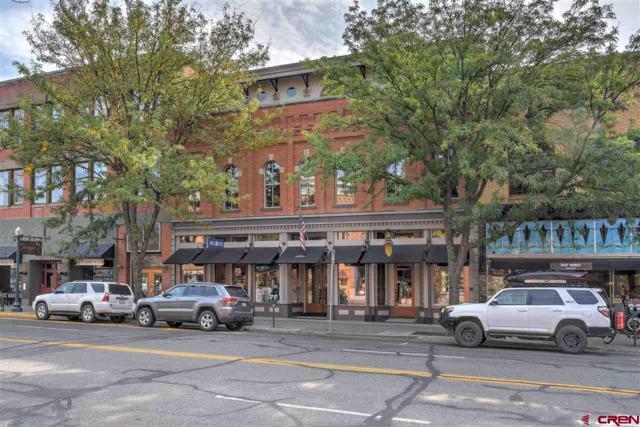 858 Main Avenue #101, Durango, CO 81301 (MLS #737917) :: Durango Mountain Realty