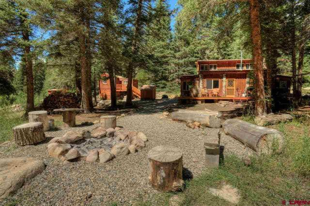 360 County Road 744, Almont, CO 81210 (MLS #738126) :: The Dawn Howe Real Estate Network   Keller Williams Colorado West Realty
