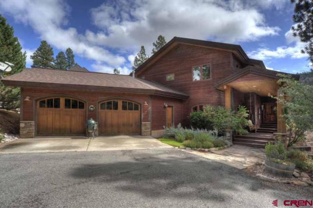 67 Culebra Circle, Durango, CO 81301 (MLS #738356) :: Durango Home Sales