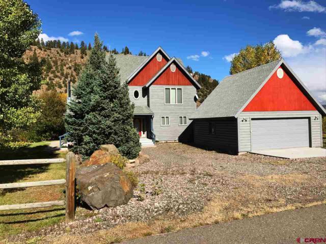 53 Buck Court, South Fork, CO 81154 (MLS #738384) :: Durango Home Sales