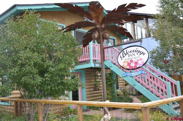 466 S. Main, Creede, CO 81130 (MLS #738417) :: CapRock Real Estate, LLC