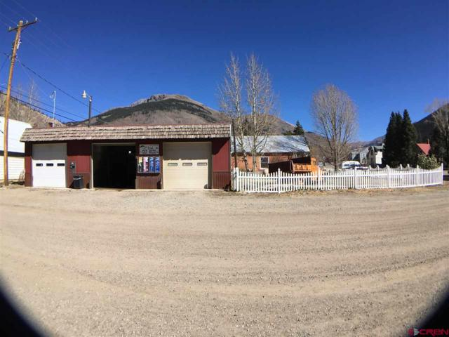 124 E 9th Street, Silverton, CO 81433 (MLS #738685) :: CapRock Real Estate, LLC