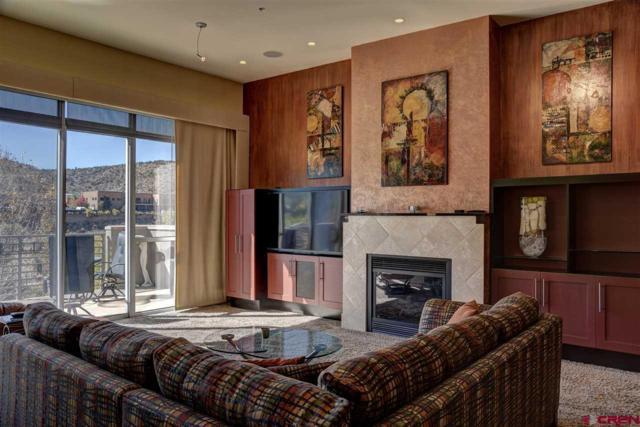 555 Rivergate Lane B3-166, Durango, CO 81301 (MLS #738696) :: CapRock Real Estate, LLC