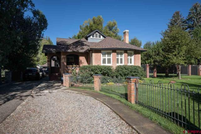 2465 W 2nd Avenue, Durango, CO 81301 (MLS #738740) :: Durango Mountain Realty