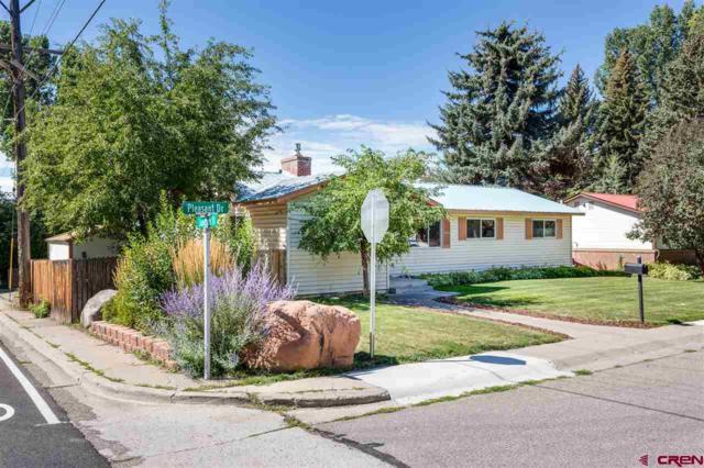 603 Pleasant Drive, Durango, CO 81301 (MLS #738746) :: Durango Mountain Realty