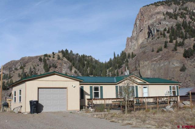 409 W Pine Drive, Creede, CO 81130 (MLS #738807) :: Durango Home Sales