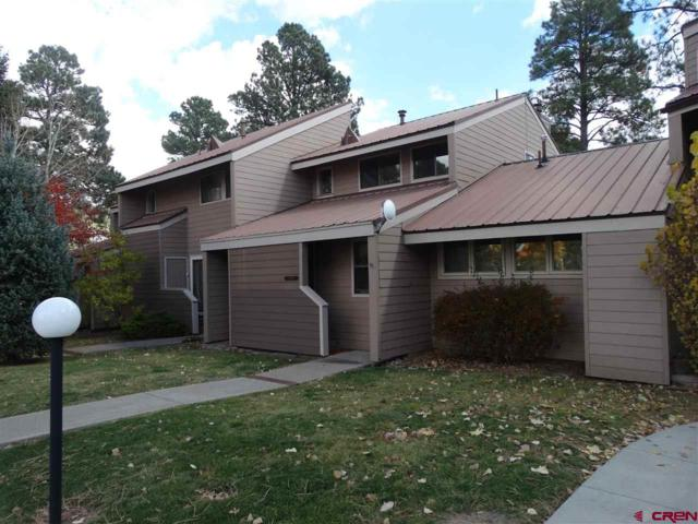 33 Davis Cup #4012 Drive, Pagosa Springs, CO 81147 (MLS #738860) :: Keller Williams CO West / Mountain Coast Group