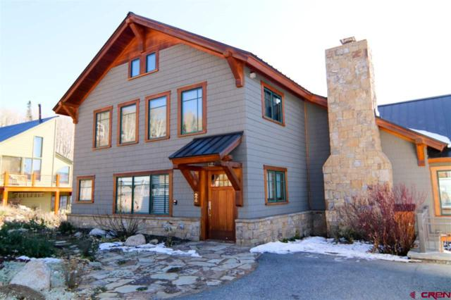 24 Ruby Drive, Mt. Crested Butte, CO 81225 (MLS #738864) :: Keller Williams CO West / Mountain Coast Group