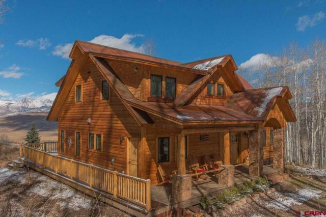 496 White Buffalo Trail, Crested Butte, CO 81224 (MLS #738901) :: Durango Home Sales