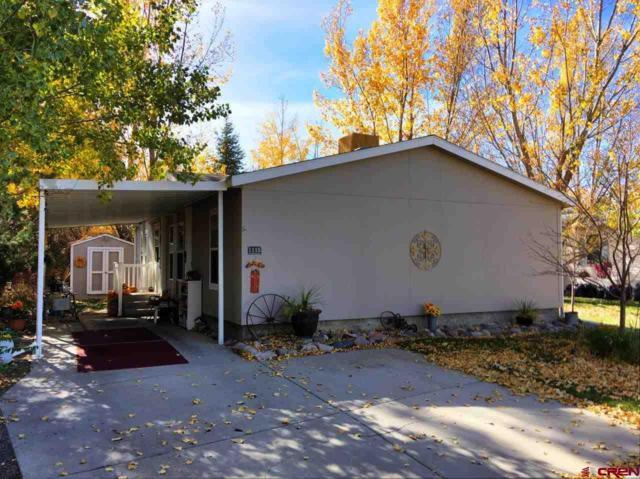 901 6530 Road # 1115, Montrose, CO 81401 (MLS #738923) :: Durango Home Sales