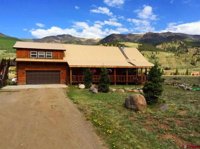 151 Lafont Dr, Creede, CO 81130 (MLS #739037) :: Durango Home Sales