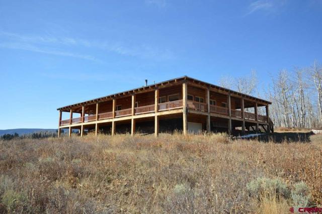 188 Star Mountain Drive, Gunnison, CO 81230 (MLS #739056) :: Durango Home Sales