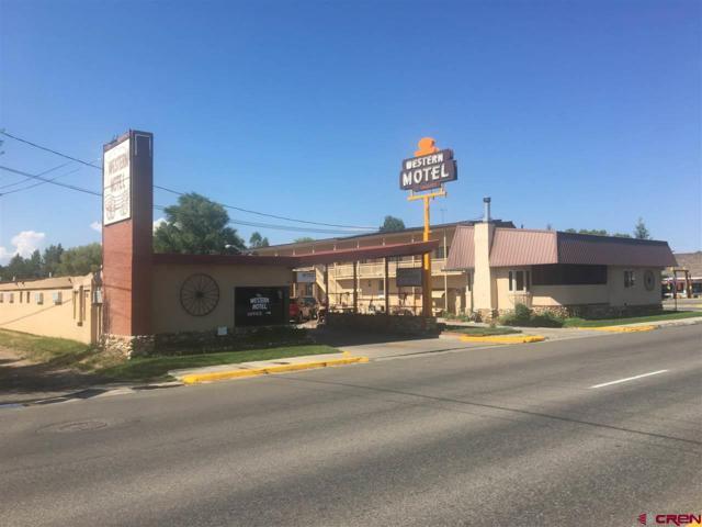 403 E Tomichi, Gunnison, CO 81230 (MLS #739216) :: Durango Home Sales