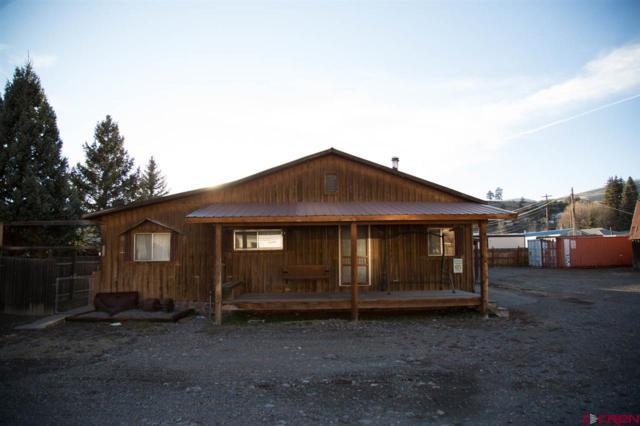 905 La Garita, Creede, CO 81130 (MLS #739546) :: CapRock Real Estate, LLC