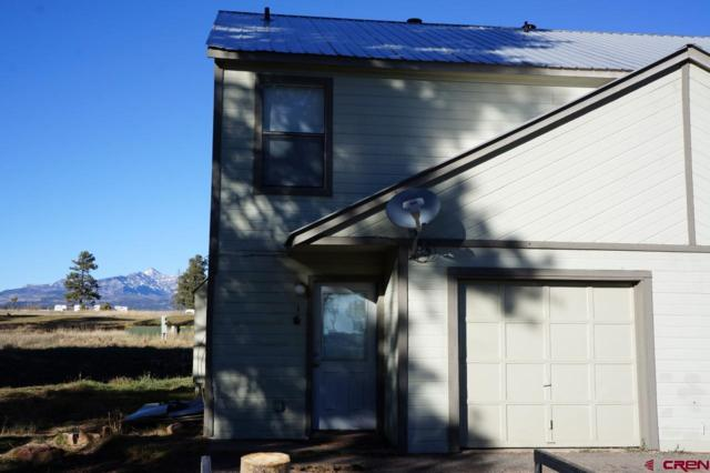 21 W Golf Place #1, Pagosa Springs, CO 81147 (MLS #739580) :: Durango Home Sales