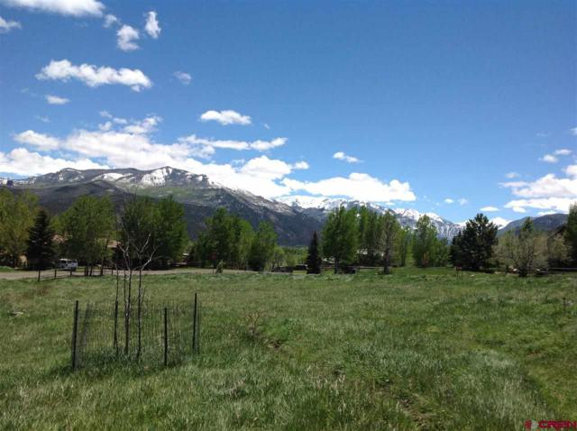 Tabernash Lane 57, Ridgway, CO 81432 (MLS #739642) :: Durango Home Sales