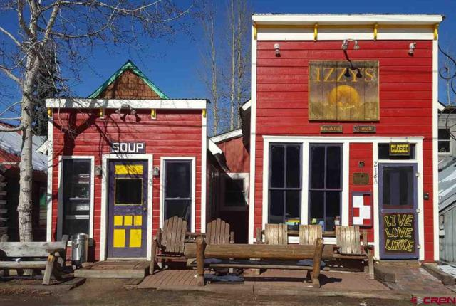 218 Maroon Avenue 2 & 3, Crested Butte, CO 81224 (MLS #739681) :: CapRock Real Estate, LLC