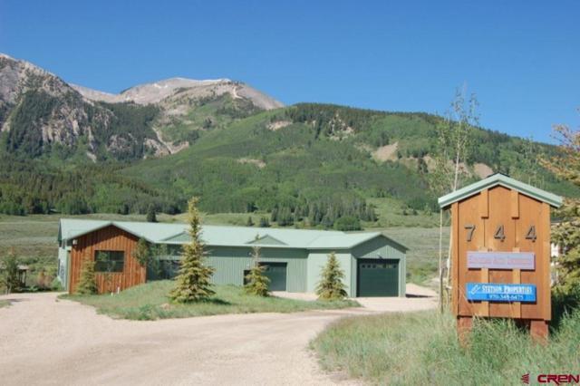 744 Riverland Drive #2, Crested Butte, CO 81224 (MLS #739687) :: CapRock Real Estate, LLC