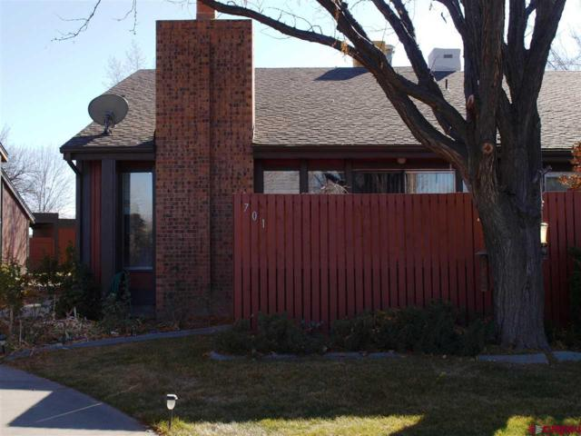 1155 Lakeside Dr #701, Grand Junction, CO 81506 (MLS #739811) :: CapRock Real Estate, LLC
