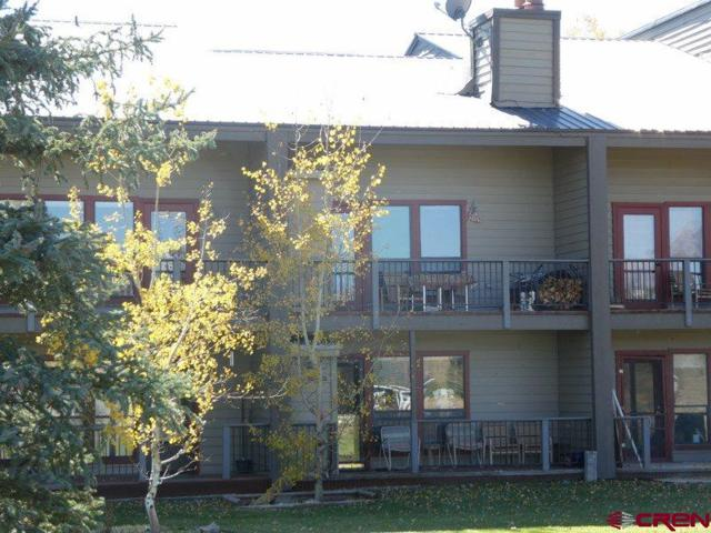164 Valley View Drive #3214, Pagosa Springs, CO 81147 (MLS #739912) :: Keller Williams CO West / Mountain Coast Group