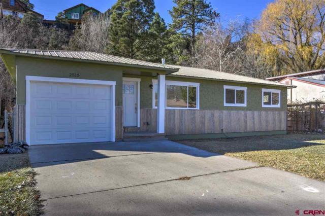 2515 Delwood Avenue, Durango, CO 81301 (MLS #739923) :: Durango Mountain Realty