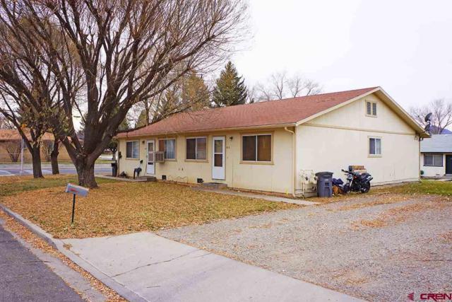 615/617 S Cedar Street, Cortez, CO 81321 (MLS #739956) :: Durango Home Sales