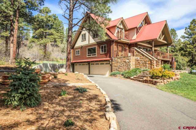 220 Shooting Star, Pagosa Springs, CO 81147 (MLS #740002) :: Durango Home Sales
