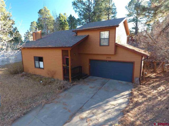 266 Fir Drive, Durango, CO 81301 (MLS #740026) :: Durango Home Sales