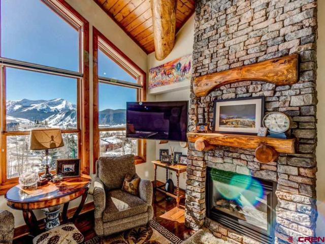 9 Hunter Hill Road, 303 303 Black Bear , Mt. Crested Butte, CO 81225 (MLS #740144) :: Keller Williams CO West / Mountain Coast Group