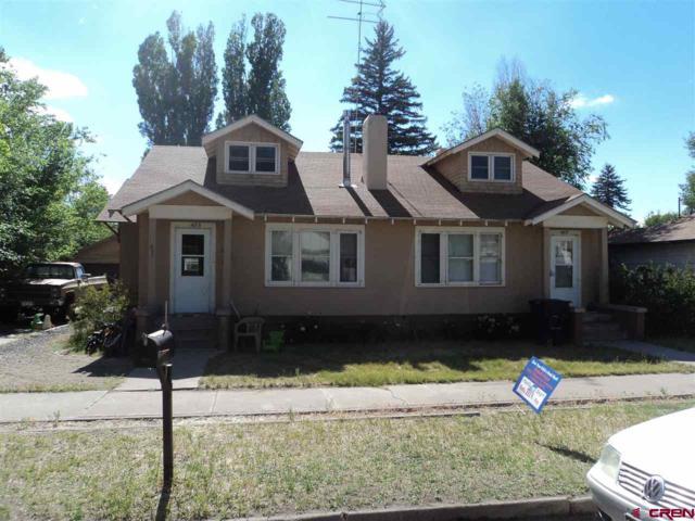 433 and 435 Jefferson Street, Monte Vista, CO 81144 (MLS #740158) :: Durango Home Sales