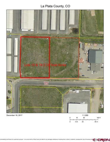 TBD Sower Dr Lots 18 & 19 Drive, Bayfield, CO 81122 (MLS #740195) :: CapRock Real Estate, LLC