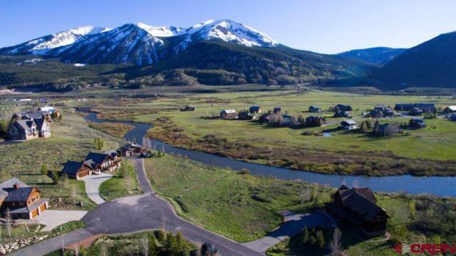 57 Willow Court, Crested Butte, CO 81224 (MLS #740216) :: The Dawn Howe Real Estate Network | Keller Williams Colorado West Realty