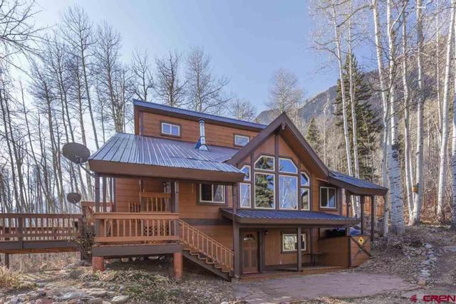 44853 N Us Hwy 550, Durango, CO 81301 (MLS #740228) :: Durango Mountain Realty