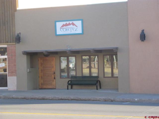 31 W Main Street, Cortez, CO 81321 (MLS #740274) :: CapRock Real Estate, LLC