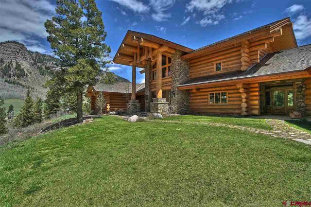464 Pinnacle View Drive, Durango, CO 81301 (MLS #740355) :: Durango Home Sales