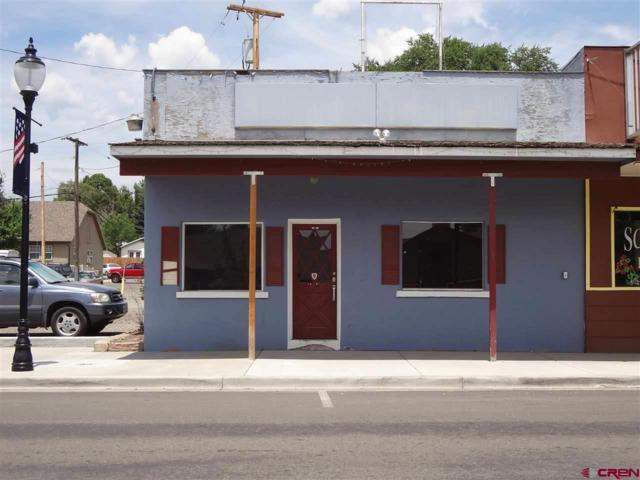 140 W Main Street, Cedaredge, CO 81413 (MLS #740471) :: CapRock Real Estate, LLC