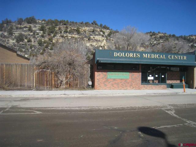 503 Central Avenue, Dolores, CO 81323 (MLS #740490) :: Durango Home Sales