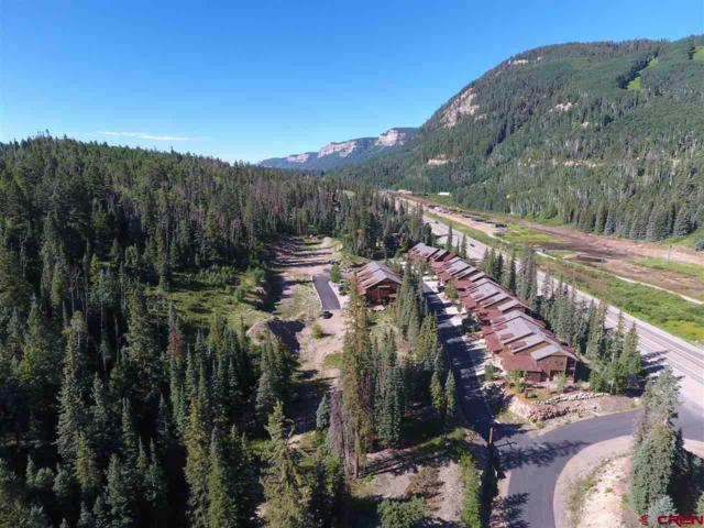 TBD Lost Miner's Lane, Durango, CO 81301 (MLS #740498) :: Durango Mountain Realty