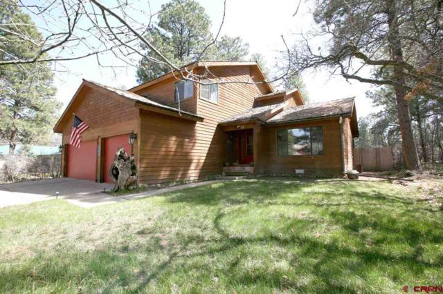 402 Oak Drive, Durango, CO 81301 (MLS #740524) :: Durango Home Sales