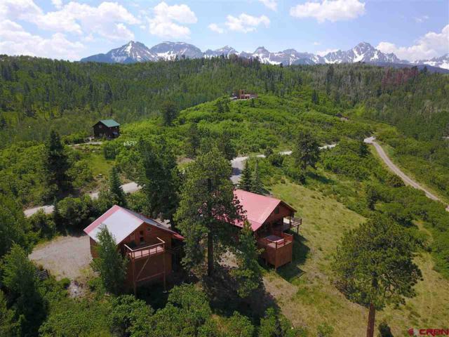 1129 Aspen Drive, Ridgway, CO 81432 (MLS #740553) :: CapRock Real Estate, LLC