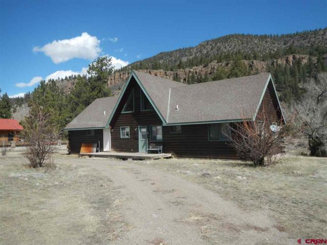 109 Doe Circle Circle, South Fork, CO 81154 (MLS #740734) :: Durango Home Sales