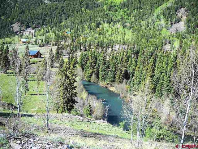1425 Slumgullion Road, Lake City, CO 81235 (MLS #740762) :: CapRock Real Estate, LLC