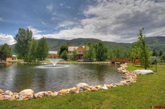 615 S Coon Creek Lane, Durango, CO 81301 (MLS #740862) :: Durango Mountain Realty